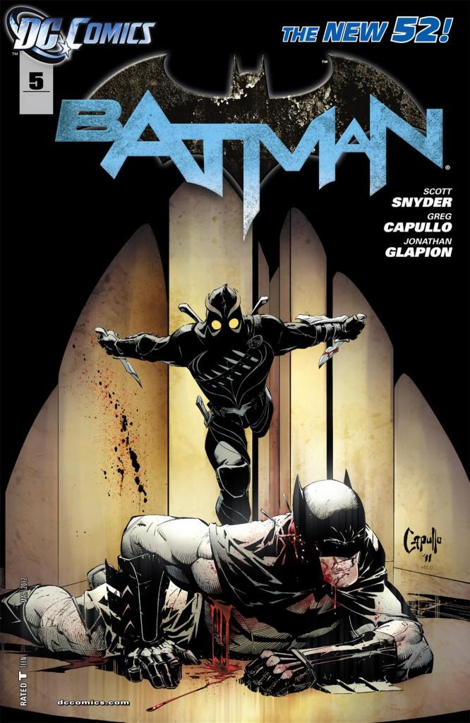 Batman borító