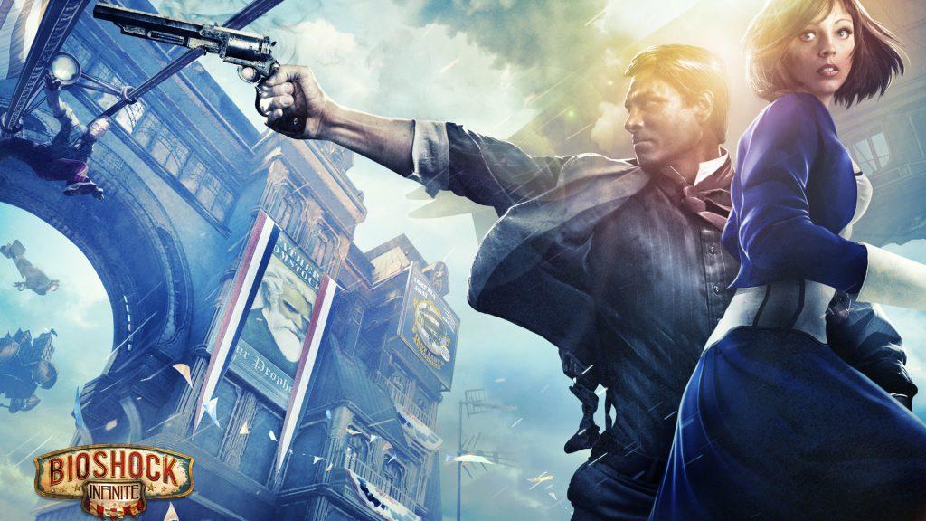 Bioshock Infinite játék
