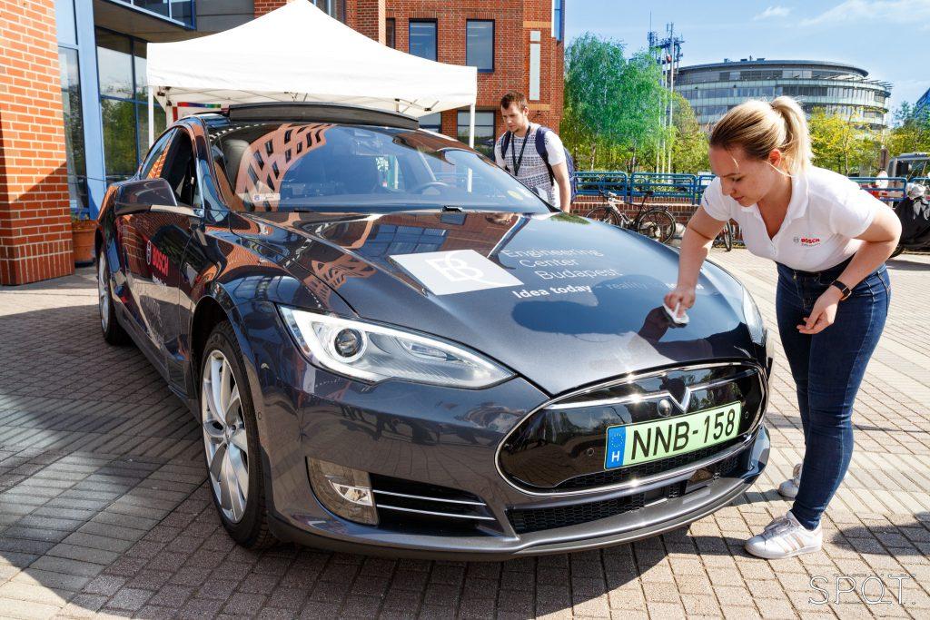 Simonyi Konferencia - Tesla